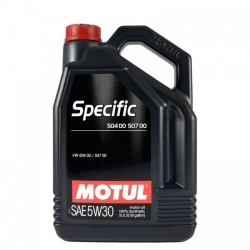 Motul SPECIFIC 504 00 507 00 5W-30 5L