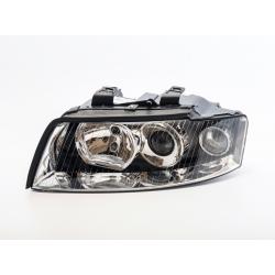 Lampa ksenon Valeo Audi A4 B6, bez przetwornicy, bez żarówek
