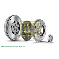 LUK SPRZĘGŁO KPL. VW PASSAT/A4/A6 1.9 TDI 00-05 DMF
