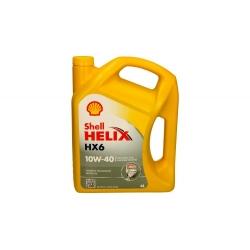 OLEJ SHELL 10W40 4L HELIX HX6 SN/CF / 229.3 / RN700 / 502.00 505.00