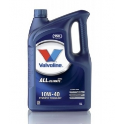 VALVOLINE ALL CLIMATE EXTRA 10W40 5L
