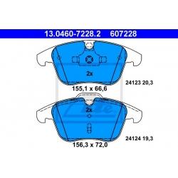 KLOCKI HAM. FORD P. MONDEO/GALAXY/V70/S80 06-