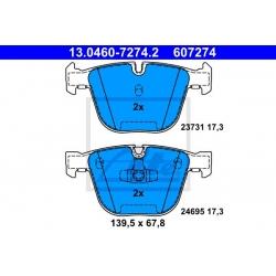 KLOCKI HAM. BMW T. F01/F02 730-730 08-