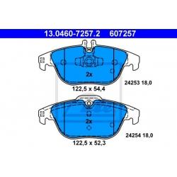KLOCKI HAM. DB T. W204/S204/X204/A207/C207 07-