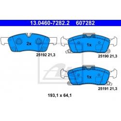 KLOCKI HAM. DB P. W166/X166 GL/ML CLASS 11-