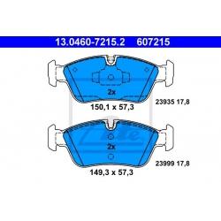 KLOCKI HAM. BMW P. 1/3 1,6-2,0 03-12
