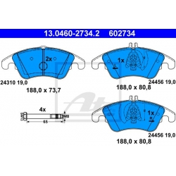 KLOCKI HAM. DB P. W204 280-350/W212/CLS