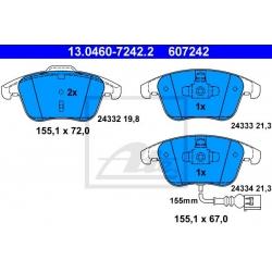 KLOCKI HAM. VW P. SHARAN/TIGUAN 1,4-2,0 07-