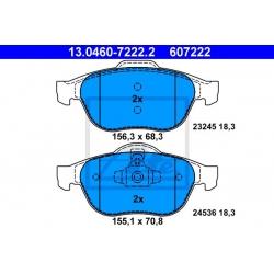 KLOCKI HAM. RENAULT P. SCENIC/GRAND SCENIC 1,5-2,0 DCI 03-