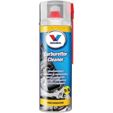 VALVOLINE CARBURETTOR CLEANER 500ML