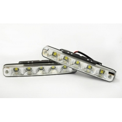 Światła do jazdy dziennej DRL 507HP diody OSRAM