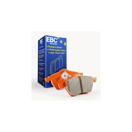 KLOCKI HAMULCOWE EBC DP9680 ORANGESTUFF