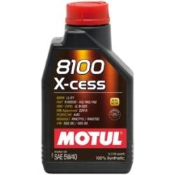 Motul X-cess 5W40 1L