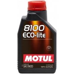 MOTUL ECO-LITE 0W20 1L