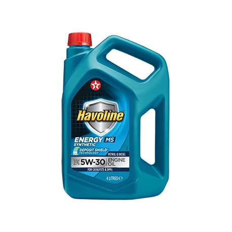 Havoline Energy MS 5W-30 4L