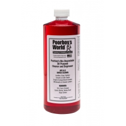 Poorboy's World Bio-Degradable All Purpose Cleaner and Degreaser APC 964ml