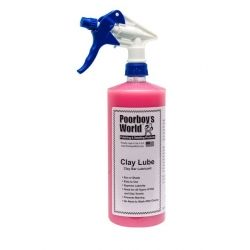 Poorboy's World Clay Lube  473 ml