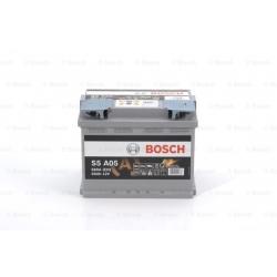 AKUMULATOR 12V 60AH/680A L-  242X175X190 AGM S5