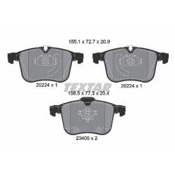 KLOCKI HAM. OPEL P. VECTRA C 02- 2,8/3,2 V6/3,0CDTI