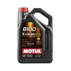 Motul 8100 X-CLEAN FE 5W-30 5L
