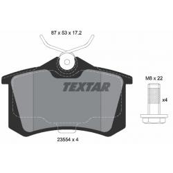KLOCKI HAM. SEAT T. ALTEA/CORDOBA/IBIZA/LEON/TOLEDO 02-