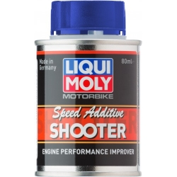DODATEK DO PALIWA MOTORBIKE SPEED SHOOTER 80ML 2T I 4T / LIQUI MOLY