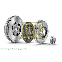 LUK SPRZĘGŁO KPL. AUDI A4/A6/A8 2,5 TDI 00-06 DMF
