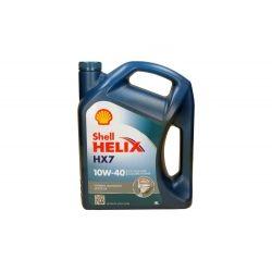 OLEJ SHELL 10W40 4L HELIX HX7 / 502.00 505.00 / 229.3