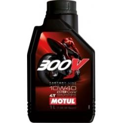 MOTUL 300V 10W40 4T FACTORY LINE 4L