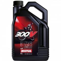 MOTUL 300V 5W40 4T 4L