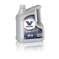 VALVOLINE SYNPOWER 0W40 4L