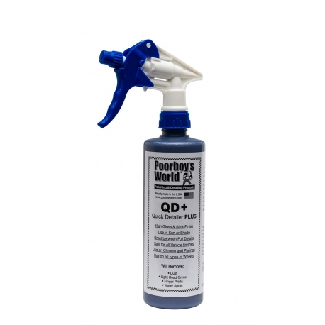 QD Quick Detailer sprayer