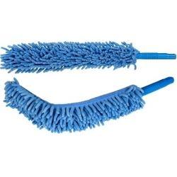 Szczotka do mycia felg niebieska, giętka