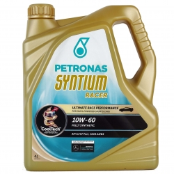 PETRONAS SYNTIUM RACER 10w/60 4L
