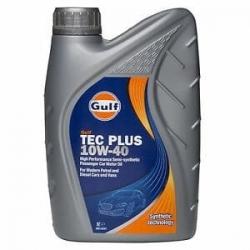 Gulf TEC Plus 10W40 4L