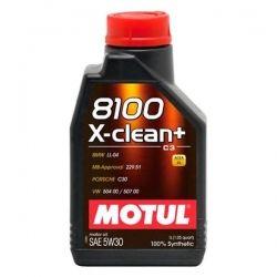 Motul X-clean+  5w30 5L