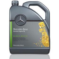 Olej Mercedes 5W-30 5L MB229.51 DPF