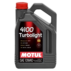 Motul Turbolight 10W40 5L