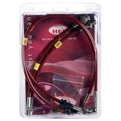 Przewody hamulcowe HEL Audi A3 1.4 T FSi 2007-