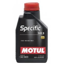 MOTUL SEPCIFIC 948B 5W20 1L