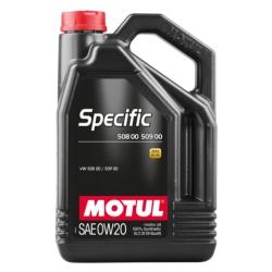 MOTUL SPECIFIC 508 509 - 0W20 5L