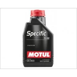 MOTUL SPECIFIC 5122 0W20 1L