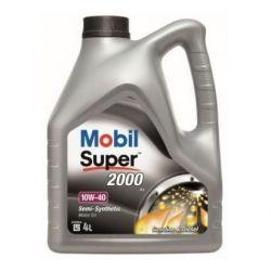 MOBIL SUPER 2000 X1 10W40 4L